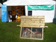 National Museum of Rural Life's display at the Royal Highland Show © National Museums of Scotland