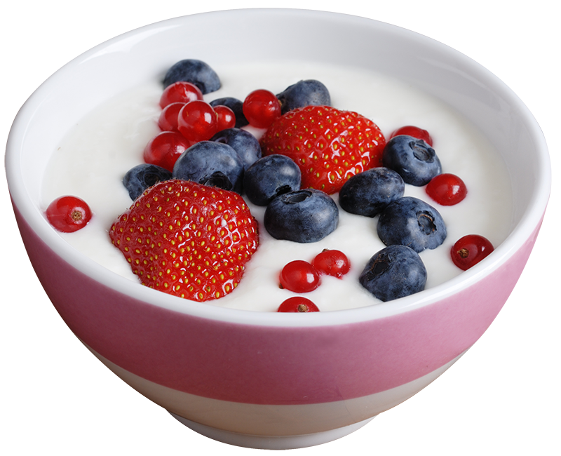 DIY yogurt recipes